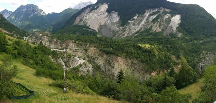 Vajont landslide