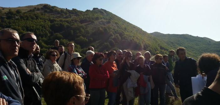 Field-trip: Campitello Matese