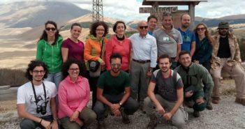 I giovani geomorfologi AIGeo