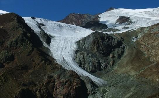 La Mare Glacier (Trentino)