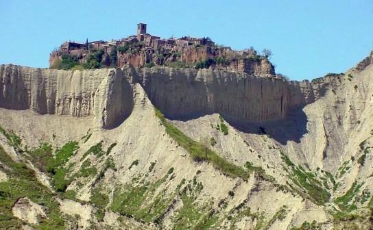 Calanchi (Bagnoregio, Latium)